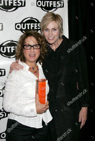 Stock Image of Donna Deitch, Jane Lynch