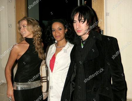 Roberta Howett, Tabby Callagan and Rowetta Satchell