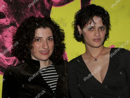 Julia Loktev, Luisa Williams
