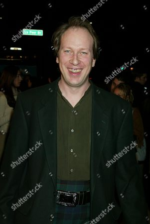 Composer Rolfe Kent