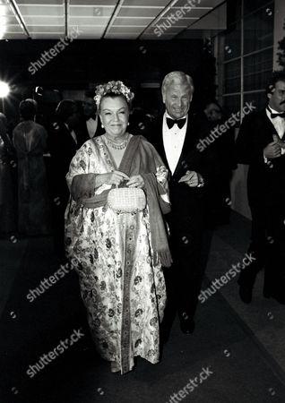 Eddie Albert and wife Margo
