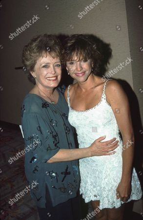 Rue McClanahan and Kristy McNichol