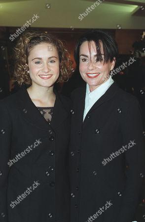 Diane Venora and daughter Madzia Bartokiak