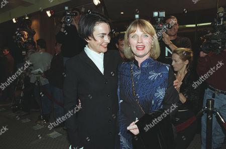 Diane Venora and Tess Harper