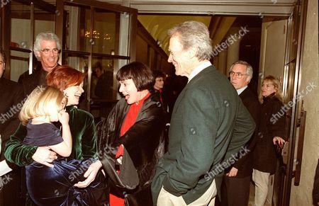 Francesca Fisher Eastwood, Frances Fisher,Diane Venora, Eastwood