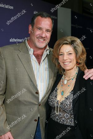 Stock Picture of Howard Bragman and Joan Hyler