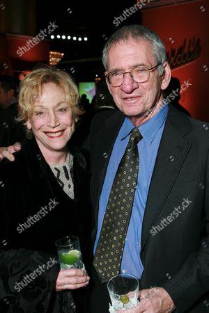 Lorraine Gary and Sid Sheinberg