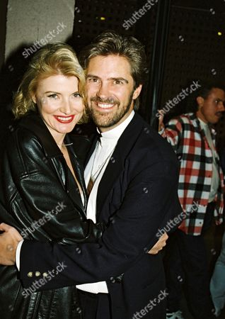 Beth Broderick and date
