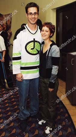 Freddie Prinze Jr. and Kimberly McCullough