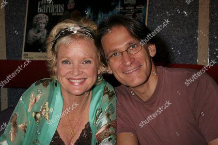 Stock Image of Christine Ebersole, Bob Stillman