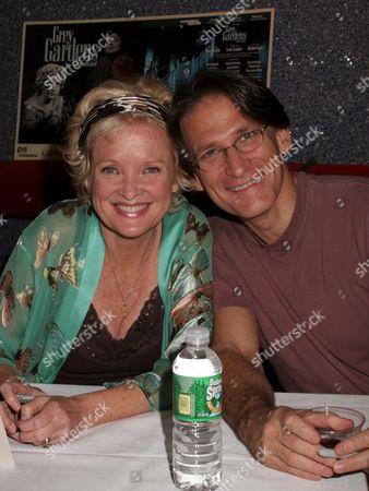Stock Picture of Christine Ebersole, Bob Stillman