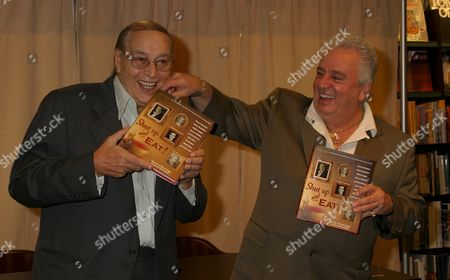 Editorial picture of Shut Up and Eat Book Signing