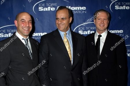 Stanley Tucci, Joe Torre, Darrell Hammond