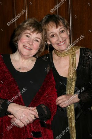 Marylouise Burke, Patricia Connolly