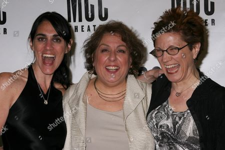 Leigh Silverman, Jayne Houdyshell, Lisa Kron