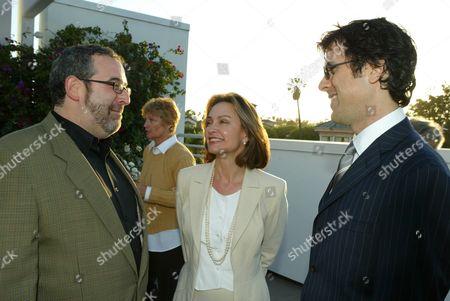 Tom Karsch, Barbara Harris Grant and Robert Trachtenberg