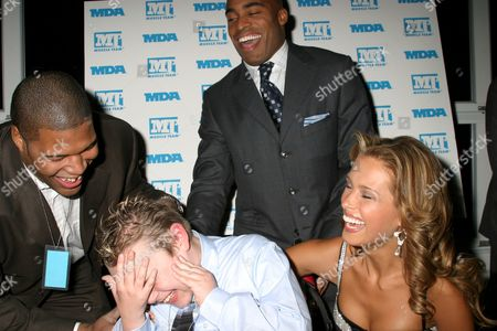 Editorial image of MDA Muscle Team Gala in NYC