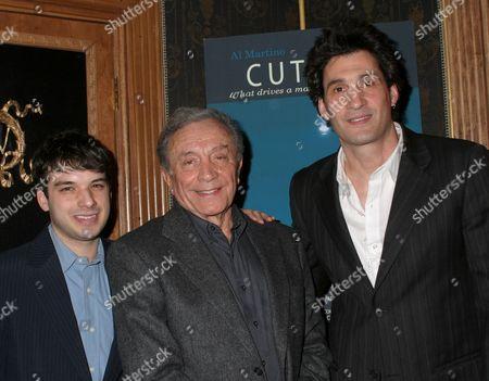Marc Cantone, Al Martino, Robert Funaro