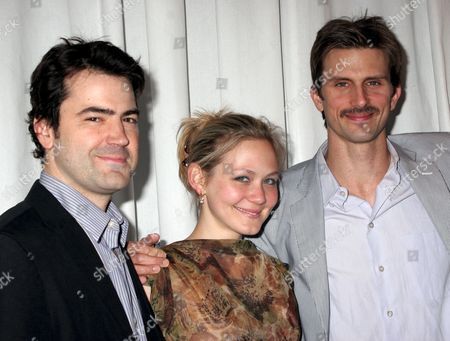 Ron Livingston, Louisa Krause, Frederick Weller