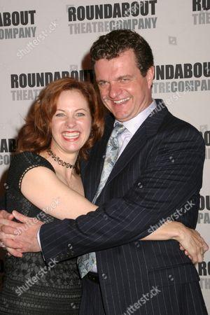 Kathleen McNenny, Michael Cumpsty