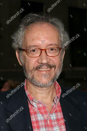 Stock Image of Director Emilio Martinez-Lazaro