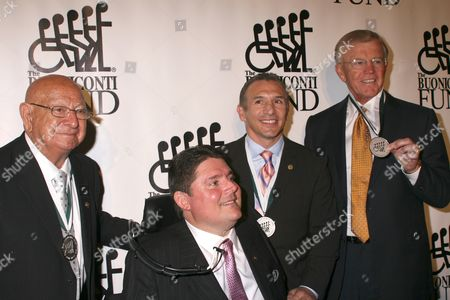 Angelo Dundee, Marc Buoniconti, Ray Boom Boom Mancini, Joe Gibbs