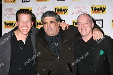 Christian Hoff, Vincent Pastore, Donnie Kehr