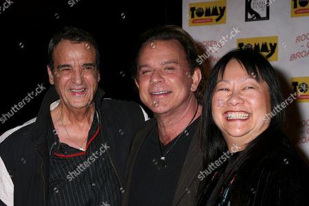Joey Reynolds, Lou Christie, May Pang