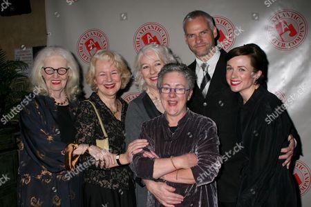 Patricia O'Connell, Dearbhla Molloy, Marie Mullen, Garry Hynes, Martin McDonagh, Kerry Condon