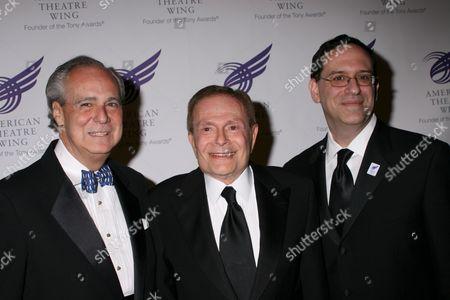 Doug Leeds, Jerry Herman, Howard Sherman