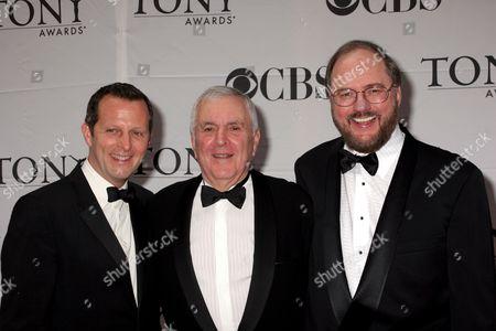 Rob Ashford, John Kander, Rupert Holmes