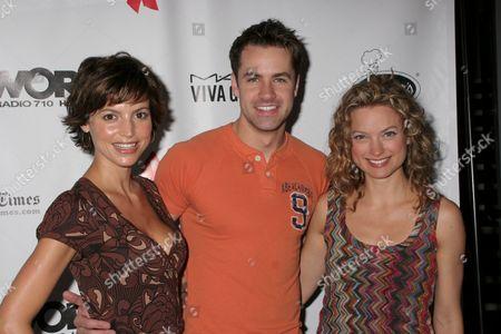 Michelle Ray Smith, John Driscoll, Nicole Forester