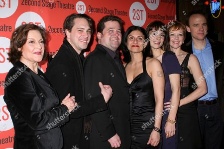 Editorial image of Becky Shaw Opening NIght Party