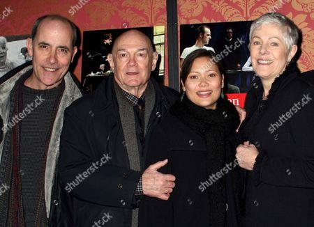 Stock Picture of Robert Emmet Lunney, Joseph Hardy, K K Moggie, Lynn Redgrave