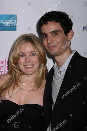 Stock Picture of Jasmine McGlade, Damien Chazelle