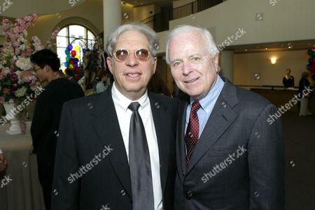 Jonathan Dolgen and Richard Riordan