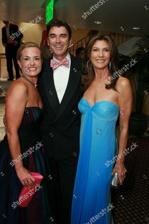 Ashley Ford, Rob and Julie Moran