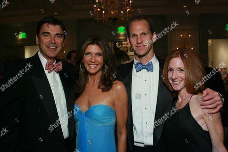 Rob Morgan, Julie Moran, Nate Hopper and Laura Hopper