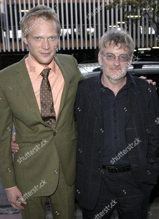 Paul Bettany and Thaddeus O'Sullivan