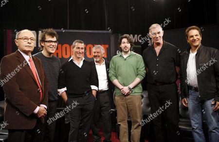 Peter Bart, Joe Wright, Adam Shankman, Darryl Macdonald, Jason R