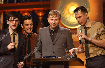 Editorial image of THE BRIT 25 AWARDS, EARLS COURT, LONDON, BRITAIN - 09 FEB 2005