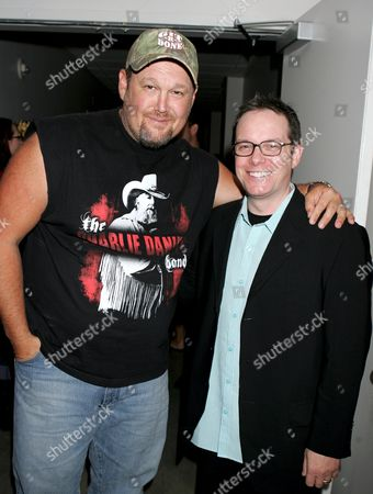 Editorial photo of Larry the Cable Guy Christmas Special