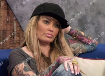 Jenna Jameson listens to the nominations