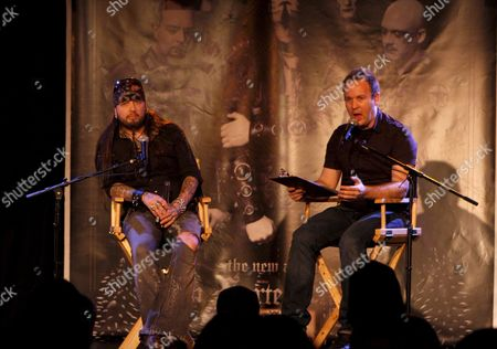 Editorial image of Premiere Screening of Dimmu Borgir's THE INVALUABLE DARKNESS DVD Release