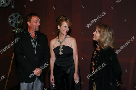 Randall Christensen, Erin Lareau and Betsey Potter