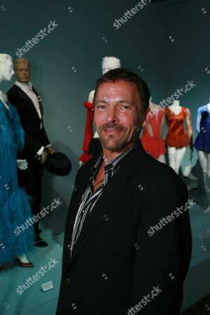 Costume Designer Randall Christensen