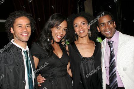 Chad Goodridge, de'Adre Aziza, Eisa Davis, Daniel Breaker