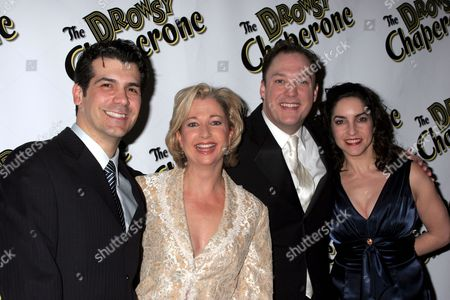 Editorial picture of Opening Night Party for The Drowsy Chaparone
