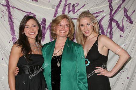Julie Craig, Carol Dimas, Betsy Morgan