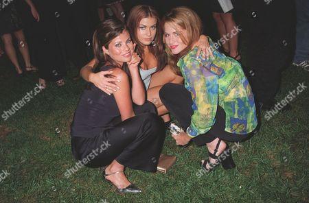 Yasmine Bleeth, Carmen Electra, Kristen Lund